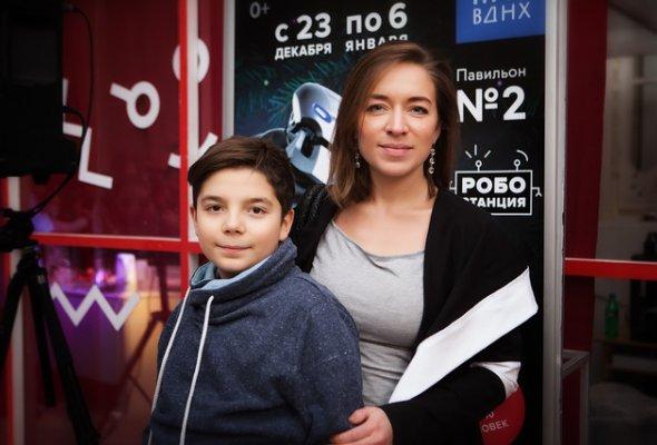Звезды с детьми на закрытом показе «Титан-шоу» - Фото №2