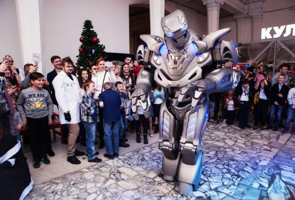 Звезды с детьми на закрытом показе «Титан-шоу» - Фото №0