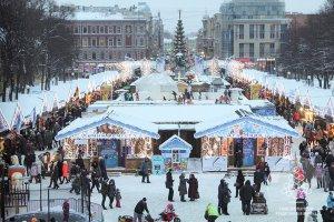 XII Санкт-Петербургская Рождественская ярмарка