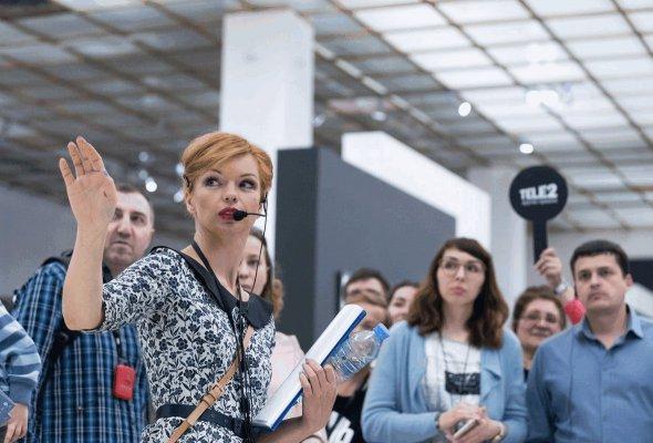 Как Tele2 развлекает москвичей  - Фото №6