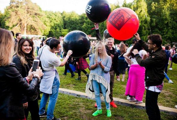 Как Tele2 развлекает москвичей  - Фото №2