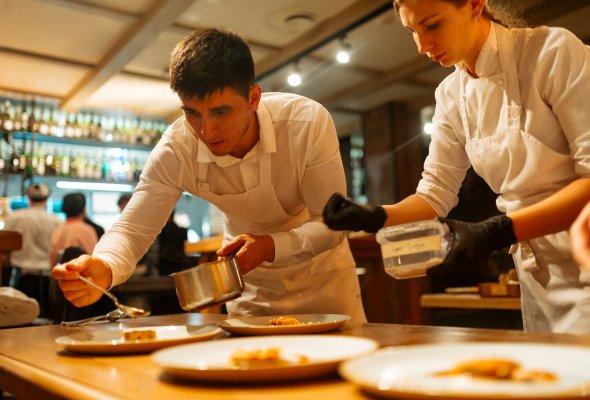 Ресторан «Баран-Рапан» отпраздновал День Рождения - Фото №2