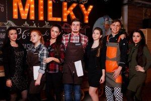 Milky: «Успех ресторана — это успех команды»