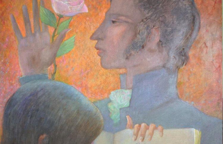 Скульптура, живопись, стихи и проза