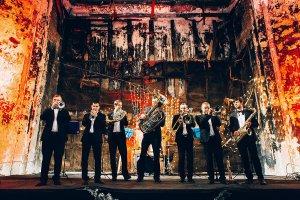 Джазовый концерт в Старый Новый год