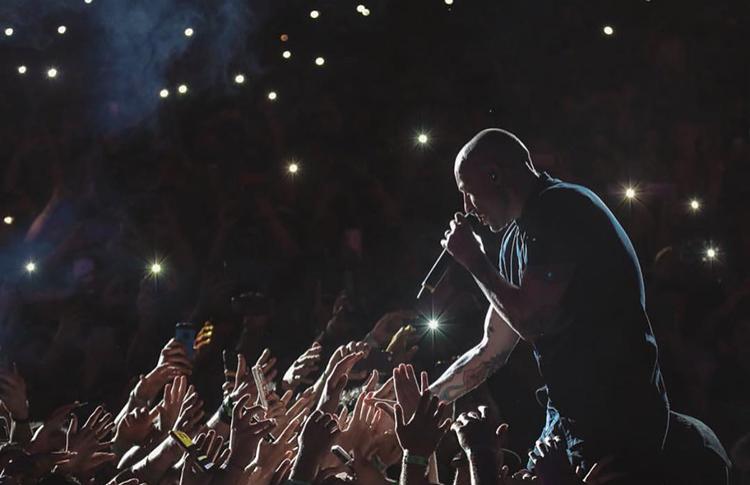 Концерт памяти солиста Linkin Park