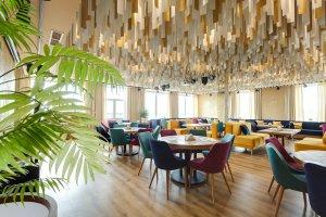 Оскар в Скандинавии — Новый год в ресторане Nordic при отеле Voyage