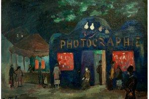 Выставка работ Роберта Фалька