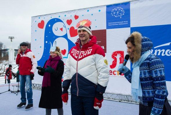 Четвёртый Благотворительный день на катке ВДНХ пройдёт 27 января - Фото №5