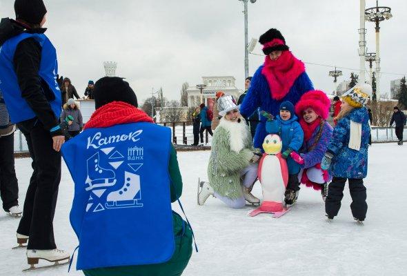 Четвёртый Благотворительный день на катке ВДНХ пройдёт 27 января - Фото №2