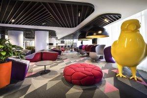 В отеле Novotel Санкт-Петербург Центр открылся обновленный GourmetBar и лобби