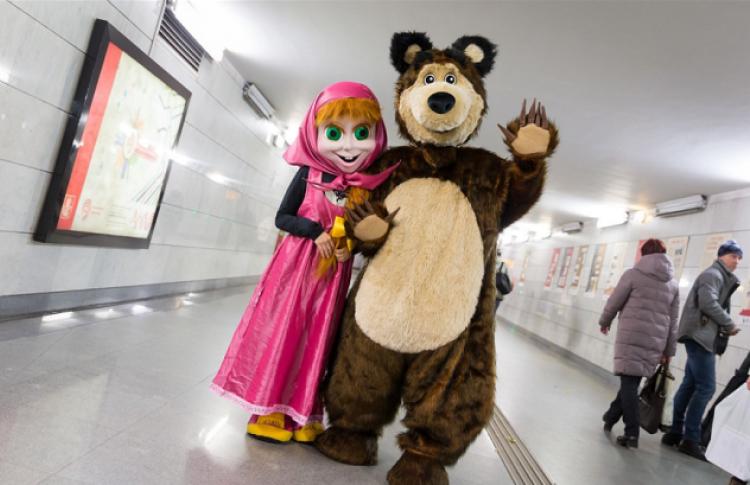 В московском метро открылся бесплатный каток