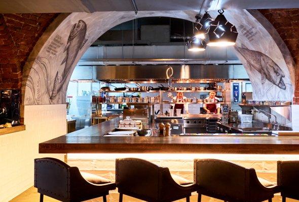 В жилом квартале WINE HOUSE открылся ресторан «Рыба Мечты» - Фото №0