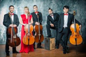 Концерт для влюбленных с The Cello Quartet