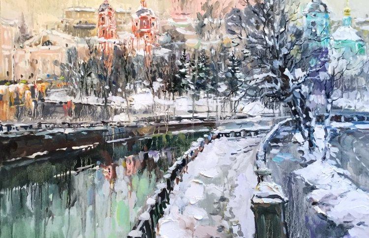 Москва. Друг детства