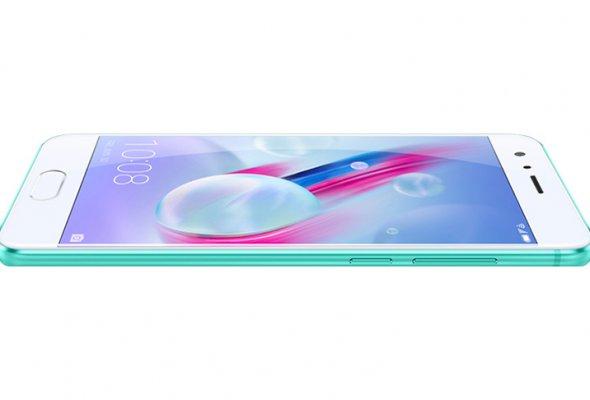 Honor 9 Premium в ярко-голубом цвете - Фото №2