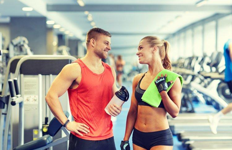 Фитнес-романтика: тренировка для двоих, или как отметить  День святого Валентина