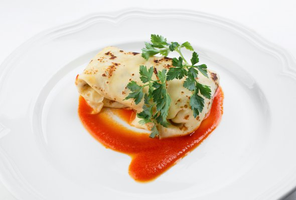 С 12 по 18 февраля ресторан «Итальянец» и остерия «У Сальваторе» приглашает на блины! - Фото №3