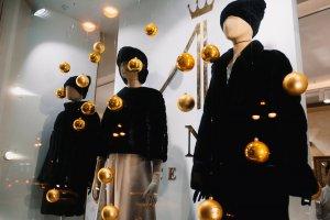 Открытие нового бутика меховой компании LENA