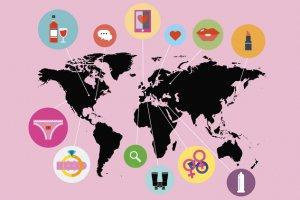 Статистика Time Out: свидания, любовь и секс в большом городе