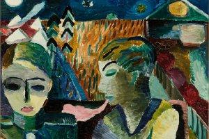 Выставка «Приключения цвета» Алексея и Андреаса Явленских