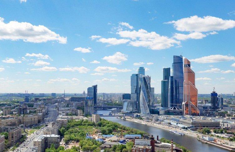Москва угодила врейтинг городов будущего