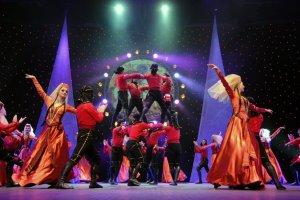 Национальное танцевальное шоу «Легенды Грузии»