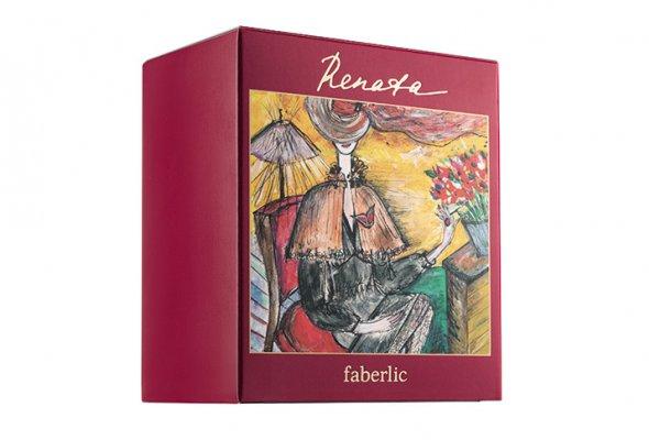 Рената Литвинова представляет эксклюзивную коллекцию Renata для Faberlic - Фото №3