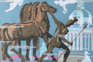 Выставка Елены Галеркиной «Город загадок»