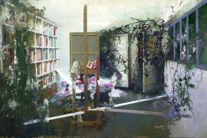 Персональная выставка Виталия Пушницкого Tribute.Painting