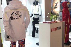 Коллекцию петербургского бренда Urban Tiger оценили на выставке спортивных товаров и услуг ISPO-Munich 2018