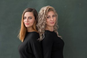 Виктория Ленская и Ольга Баринова / фестиваль JAZZMAN: мы любим джаз и мужчин
