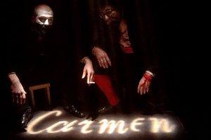 Спектакль «Г-н Кармен»