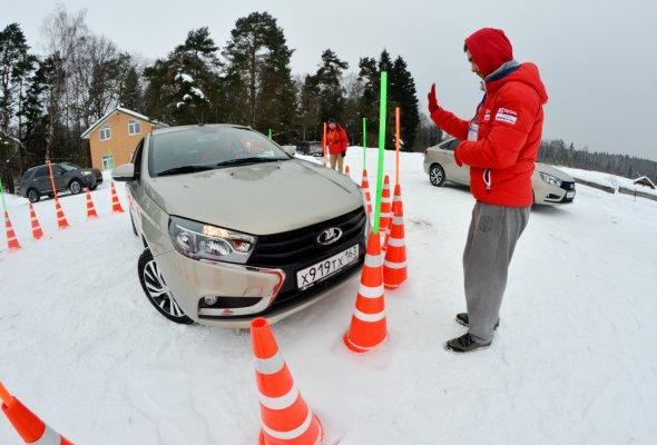 Водители со всей страны прошли драйвовый мастер-класс  «Авто года» - Фото №4