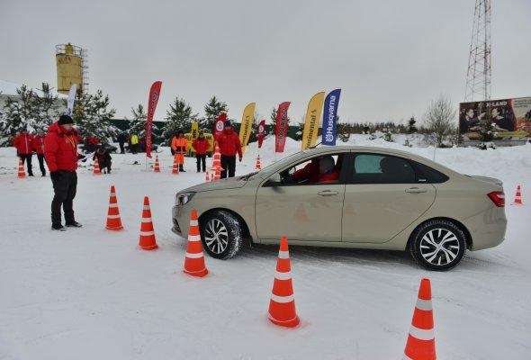Водители со всей страны прошли драйвовый мастер-класс  «Авто года» - Фото №0