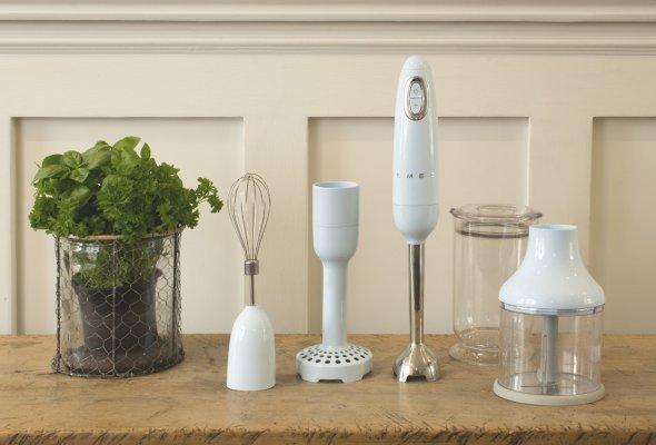 Новый погружной блендер SMEG: почувствуйте удовольствие на кухне - Фото №2