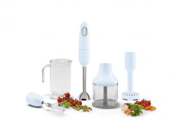 Новый погружной блендер SMEG: почувствуйте удовольствие на кухне - Фото №1