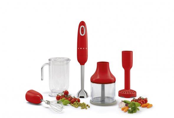 Новый погружной блендер SMEG: почувствуйте удовольствие на кухне - Фото №0
