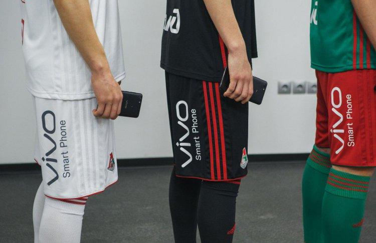 Vivo и футбольный клуб «Локомотив» объявляют о старте партнерства