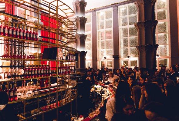 Перерождение легенды: на месте Time Out открылся Campari Bar - Фото №7