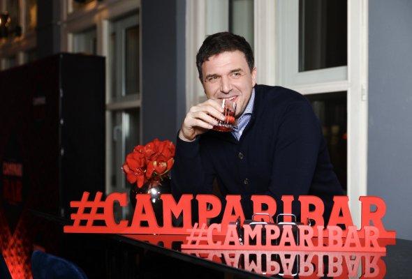Перерождение легенды: на месте Time Out открылся Campari Bar - Фото №2