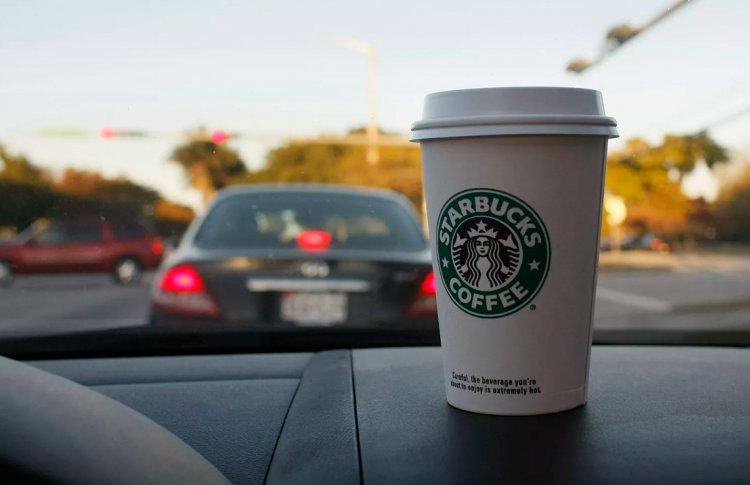 В Пушкине открылся Starbucks Drive Thru