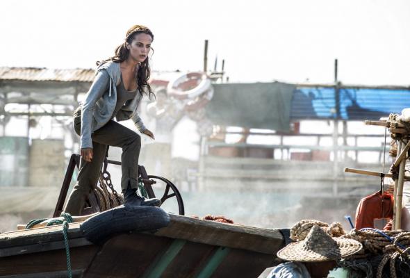 Tomb Raider: Лара Крофт - Фото №4