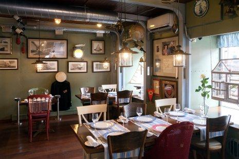 Легендарный ресторан La Perla приглашает в гости