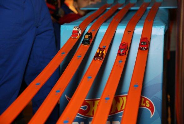 Hot Wheels отметил День защитника Отечества в KidZania! - Фото №3