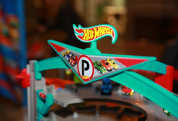 Hot Wheels отметил День защитника Отечества в KidZania! - Фото №2