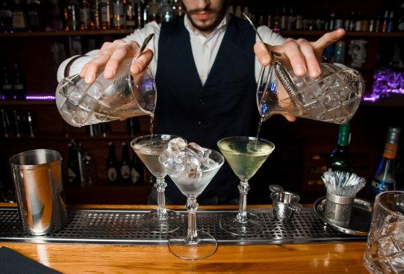 Бар Gin Tonic - Фото №6