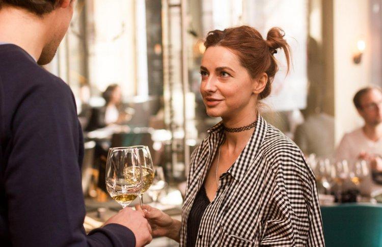 Маруся Миловидова, сомелье ресторанов «Горыныч» и «Техникум»