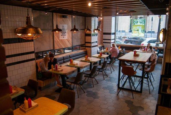 BB&Burgers на Грибоедова - Фото №2