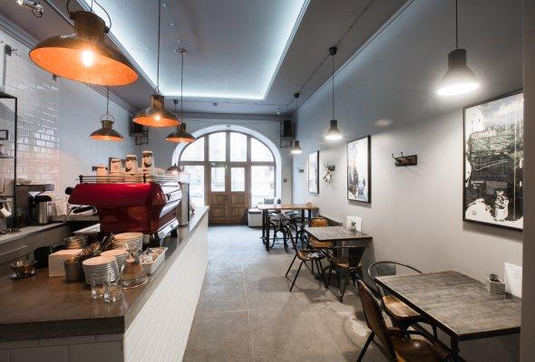 Кофейня Mad espresso team  - Фото №0